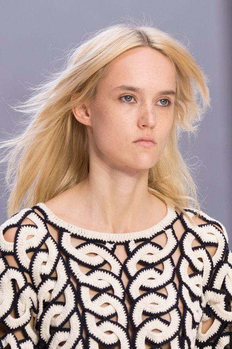 Chloé at Paris Fashion Week Spring 2017 - Details