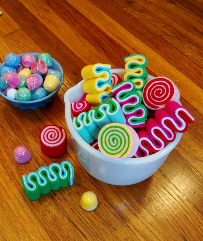 1000+ Ideas About Ribbon Candy On Pinterest
