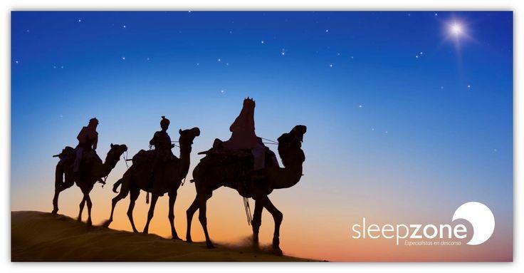 Con la Noche más mágica del año acaban las Fiesta Navideñas. Esperamos que Melchor, Gaspar y Baltasar lleguen a casa cargados de descanso, confort y salud con productos de #SleepZone.  Recuerden dejar los zapatos limpios junto al árbol, poner algo de comida para los Reyes y sus camellos, y sobretodo, irse a la cama temprano.  ¡Feliz Noche de Reyes a todos!.