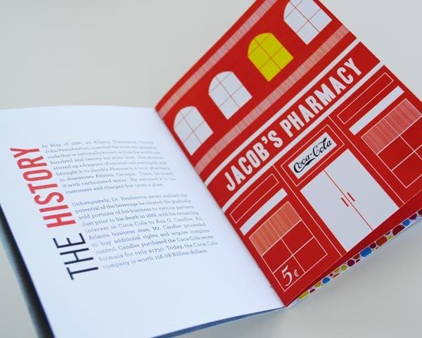 Small Branding Booklet. Design By Jennifer Waycaster   Birmingham AL