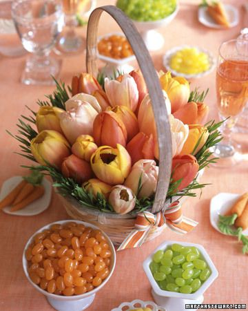 155 best its a good thing vegan dishes images on pinterest 25 diy easter basket ideas from martha stewart negle Gallery