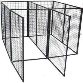 17 best images about dog kennels on pinterest storage for Dog kennel shed combo plans