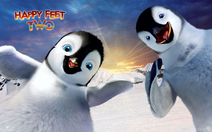 Happy Feet Two - Free Download Wallpaper Games - Daily Free Games Wallpaper on DailyFreeGames.com