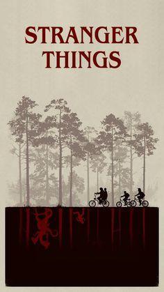 Stranger-Things-celular-wallpaper-6 17 Wallpapers para celular da Série Stranger Things do Netflix
