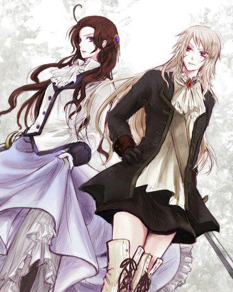 Fem!PruAus. This pairing is amazing in any form, yaoi, het, yuri (genderbend).