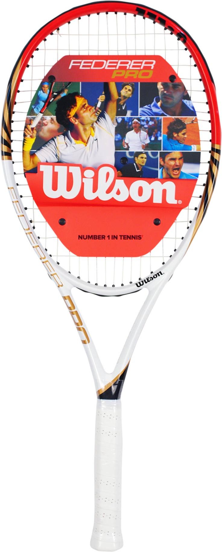 Racheta FEDERER PRO No 3 - Wilson | INTERSPORT.ro - Sport to the People