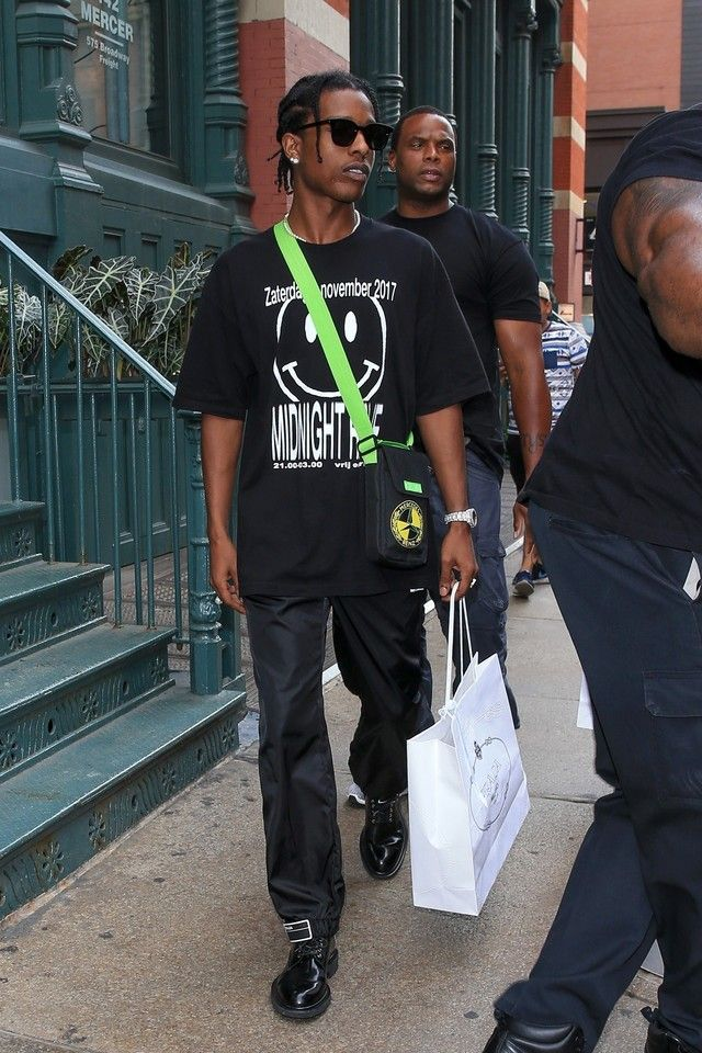 skinny 20 jogger pants in 2019 asap rocky fashion style