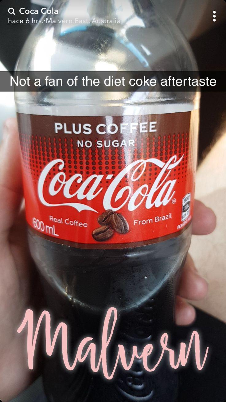 Coca-Cola caf