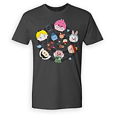 Alice In Wonderland tsum shirt. Click to order yours today.