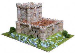 Castello di Fuensaldaña scala 1:150