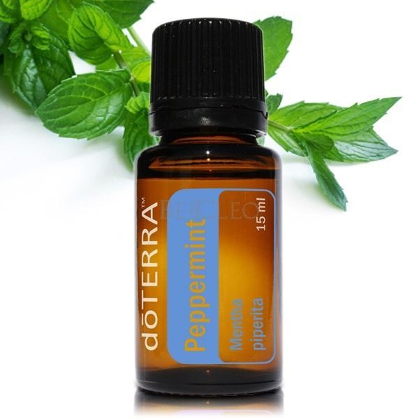 doTerra Peppermint Essential Oil 15ml - New and Sealed - Free shipping  | eBay