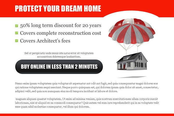 Protect Your Dream Home Highly Optimized Home Insurance Ppv