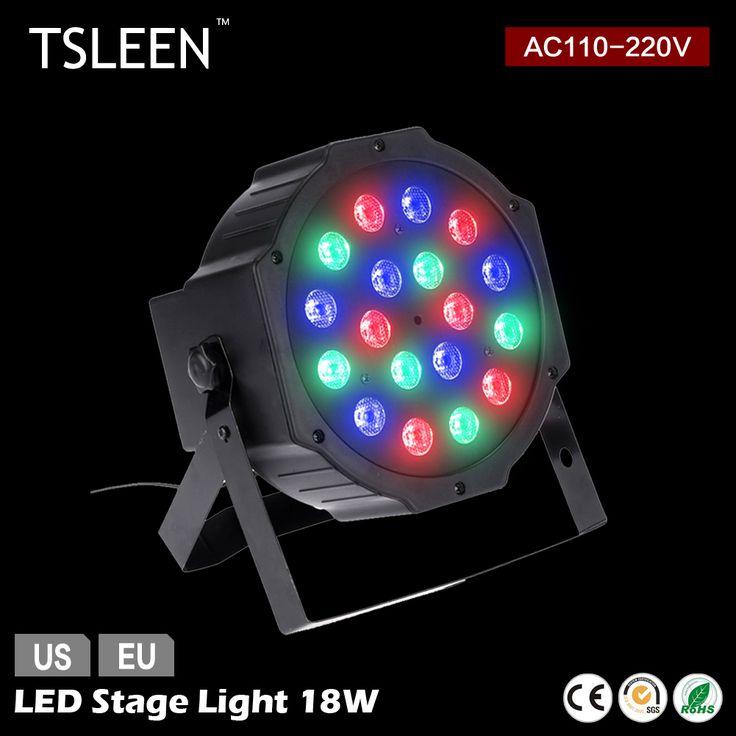 +Flash Sale+ DISCO PAR LAMP DMX LED STAGE LIGHTS PARTY LIGHTING STROBOSCOPE LASER EFFECTS #