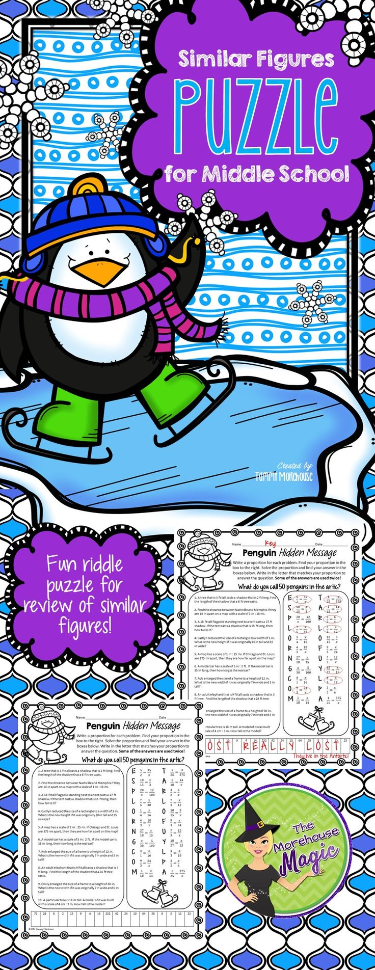 9 best My Math - TpT images on Pinterest | High school maths, Math ...