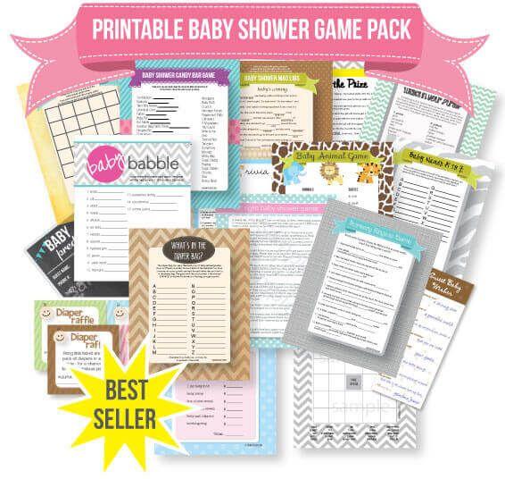 Popular! Printable Baby Animal Game