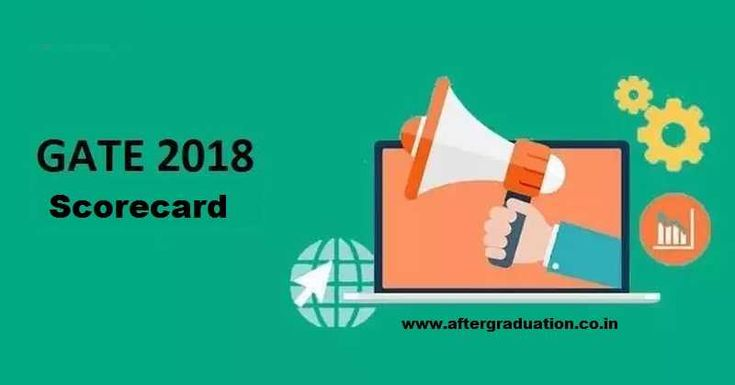 GATE 2018 Scorecard Releases on gate.iitg.ac.in Today, Download Soon for Admission and Recruitment - Graduate Aptitude Test in Engineering, GATE 2018 results were declared on March 16, 2018, by GATE 2018 exam Conducting body IIT Guwahati. Candidates can now download their GATE 2018 scorecard from the official website.