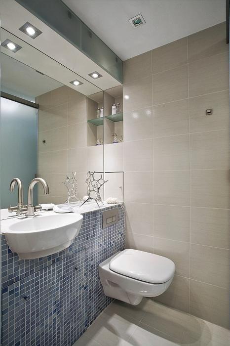 Jak urządzić małą łazienkę o powierzchni 2,5 mkw.?