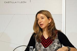 Alicia García, consejera de Cultura y Turismo de la Junta.