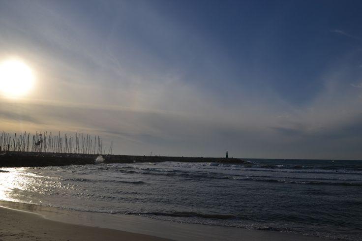 Tel Aviv: sea shore