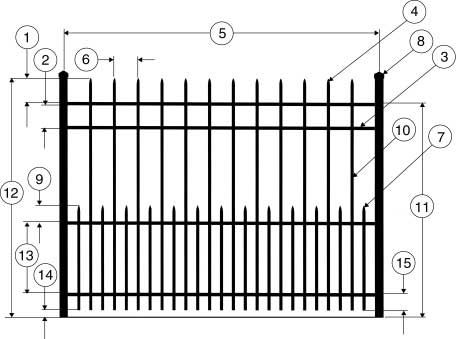 Best Iron Fence Images On Pinterest Wrought Iron Fences