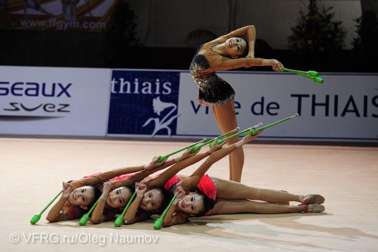 Group China, Grand Prix (Thiais) 2013