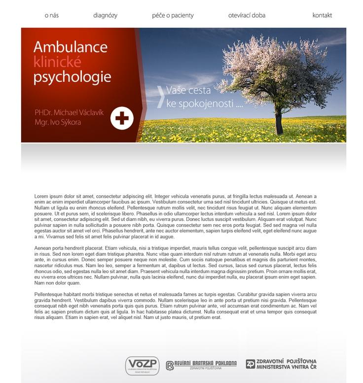 Ambulance klinické psychologie