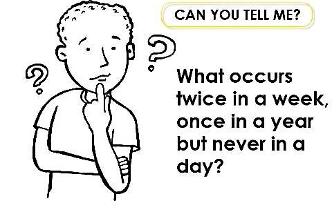 try this....#Brainteaser