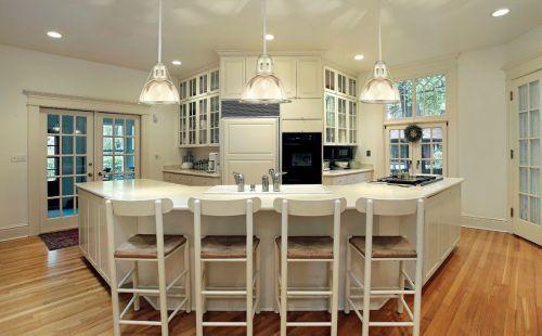 Industrial Style Kitchen Pendant Lights #ModernHomeDesign #MinimalistHomeDesign #MinimalistInterior #ModernInterior #MinimalistHouse #MinimalistHome #HousePicture #HomePicture #ModernKitchen #MinimalistKitchen #KitchenPicture #KitchenDesign