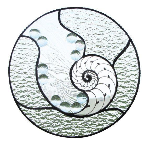 657 best images about glass ideas on pinterest nautilus for Nautilus garden designs