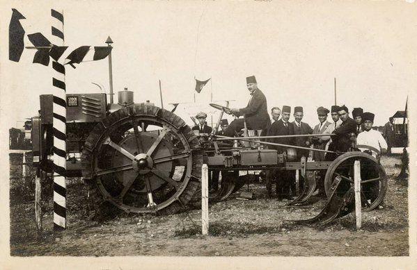 Beynelmilel Ziraat Sergisi 1924 - Adana