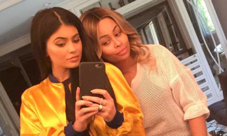 February 25 2018: This week two alleged sxtapes of Chyna leaked  and Chyna suspects that the Kardashians may have been behind the leaks. So now shes out for BLOOD . .. or some other bodily fluid. Last night she went THERE  she shoots her shot at Kylies baby daddy. Could Blac Chyna be seeking revenge for Kylie snapping up her ex Tyga? Most likely. We all know that Blac Chyna does not mind playing dirty if she has to. Many speculated that her relationship and subsequent pregnancy with Rob…