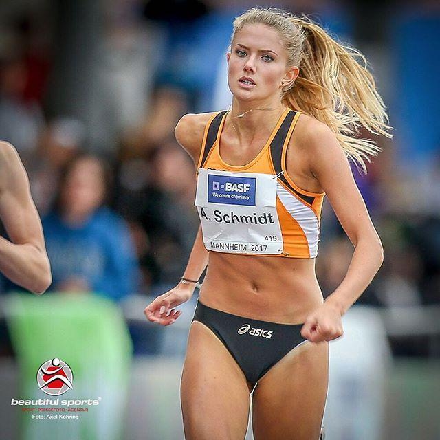 german athlete alica schmidt