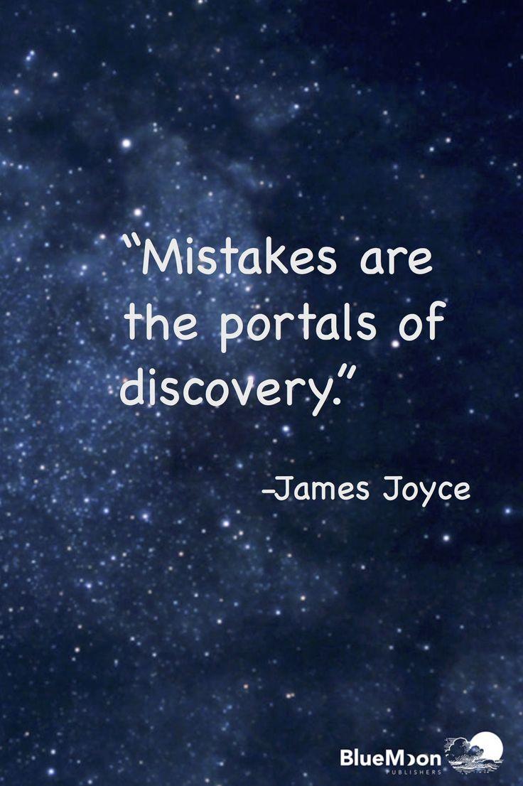 Inspiration from James Joyce