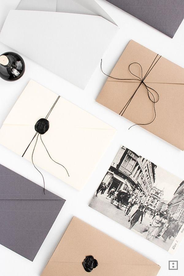 die 25 besten ideen zu briefumschlag falten auf pinterest. Black Bedroom Furniture Sets. Home Design Ideas