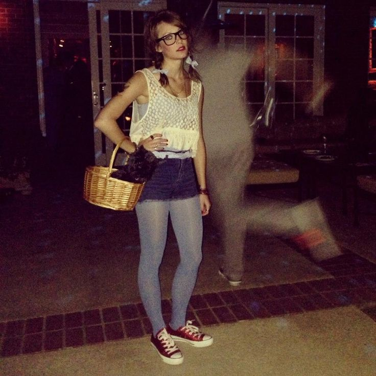 hipster dorothy costume halloween costume hipster - Hipster Halloween Ideas