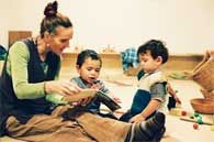 Te Whāriki ~ Bicultural Practice in Early Childhood Education