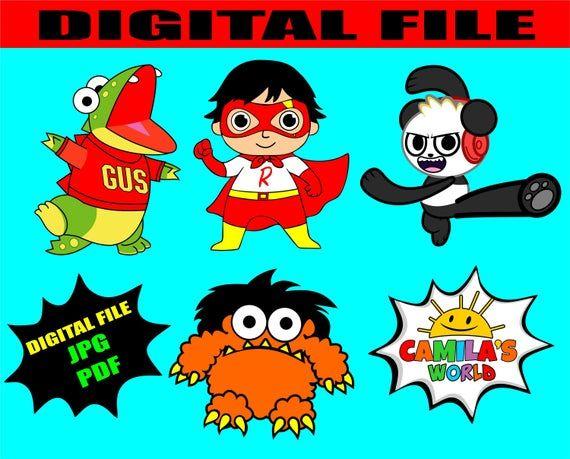 printable ryan combo panda coloring pages  free printable