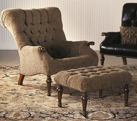 Stickley leopold chair so classic and the most - Most comfortable living room chairs ...