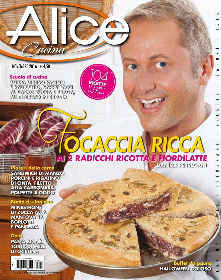 Alice cucina novembre 2016 mar