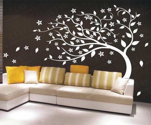 Colecci n de vinilos decorativos para las paredes for Vinilos para paredes exteriores