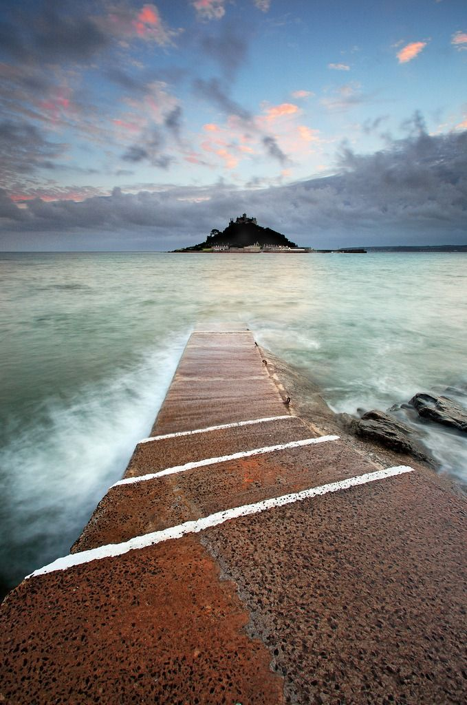 St. Micheal's Mount,Cornwall, England