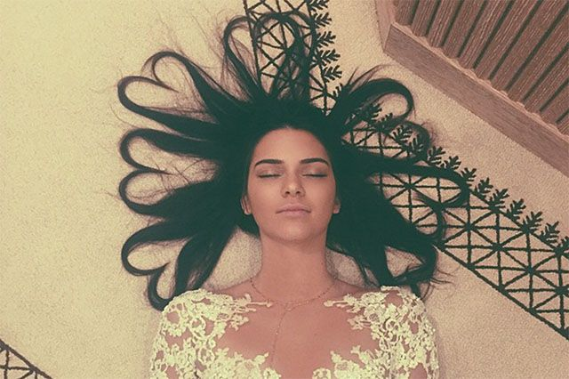 Kendall Jenner's Instagram Photo Becomes the Most-Liked Ever