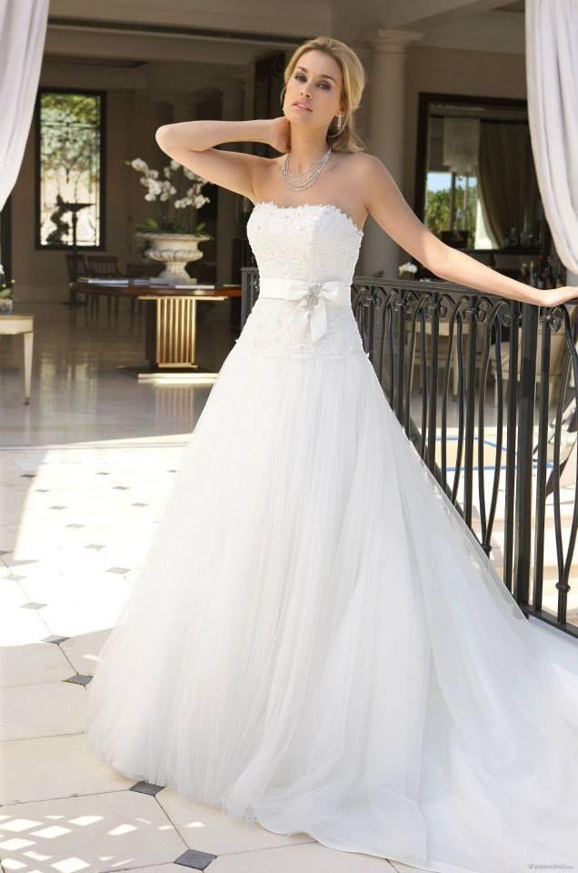 Brudklänning 43017 Stilissima