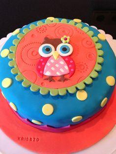 taart uil vierkant - Google zoeken