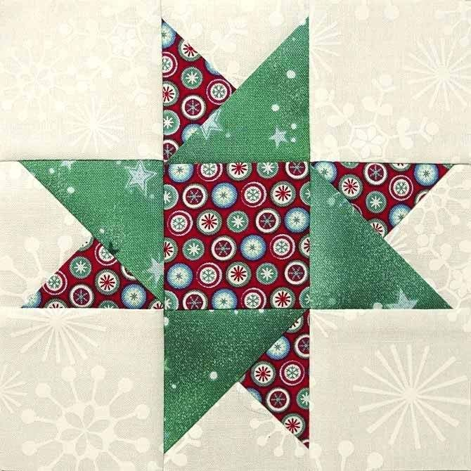 Christmas Table Runner Patterns Star Of Hope Quilt Block Uk Christmas Quilt Blocks Holiday Quilts Star Quilt Patterns