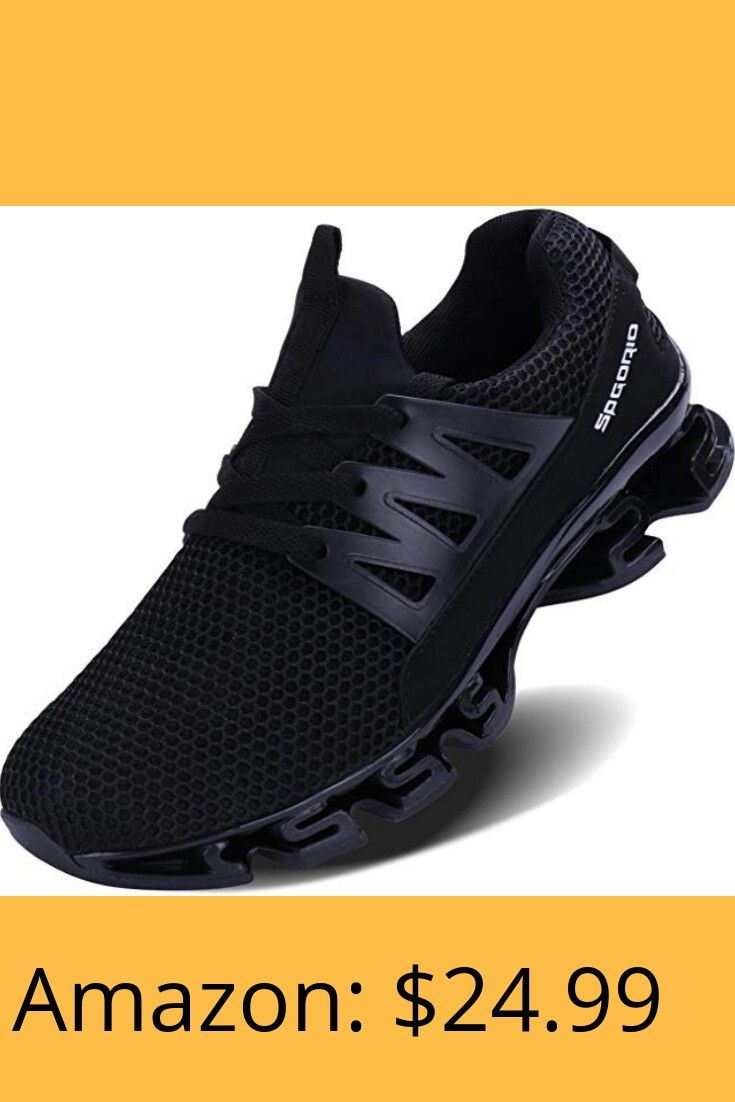 110ef4c2682 Mens Casual Walking Sneakers Slip On Blade Outdoor Sport Shoes. you can buy  this from