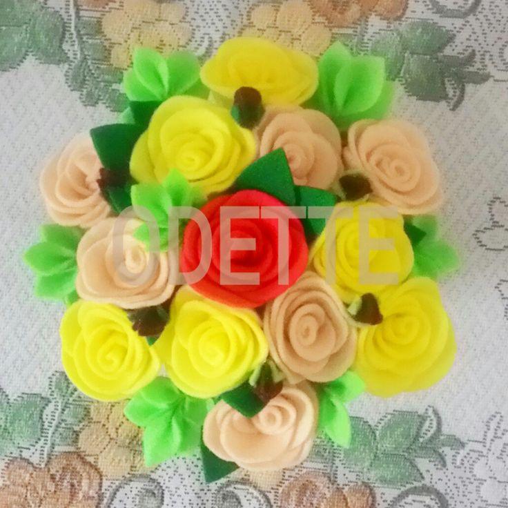 Vas bunga flanel » 70k