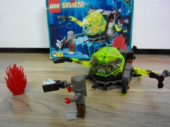 LEGO Crab 1998