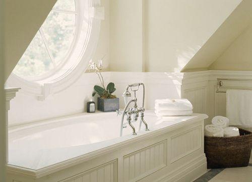 Bubble bath heaven.
