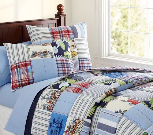 7 best Twins Bedroom images on Pinterest | Black pumpkin, Children ... : bedding quilts kids - Adamdwight.com